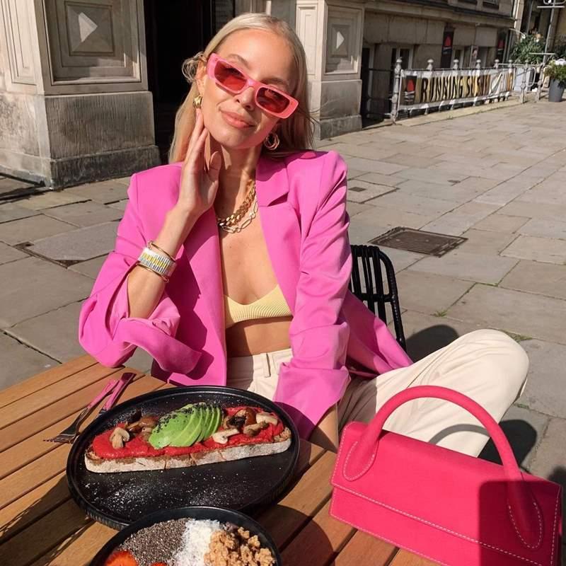 5 gafas de sol a todo color para darle un giro a tus estilismos