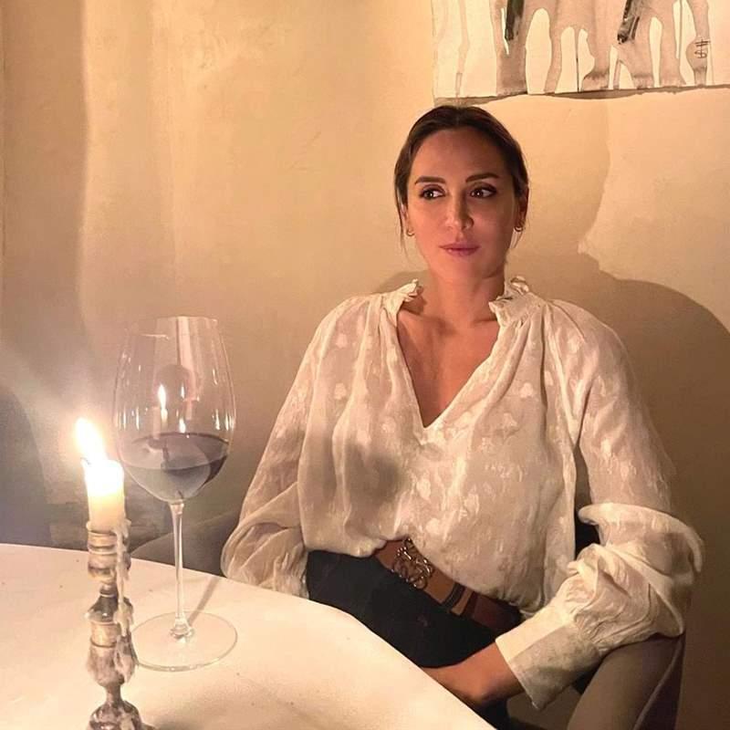 Tamara Falcó tiene el look de básicos que funciona ahora (y siempre)